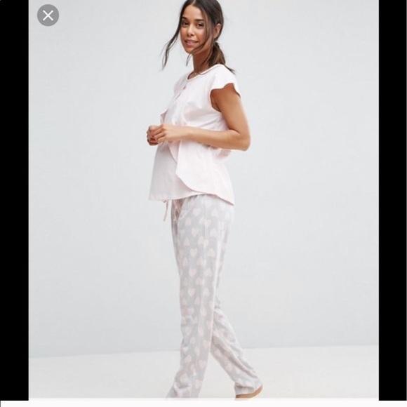4314f9b7c7 ASOS Maternity Nursing pajama